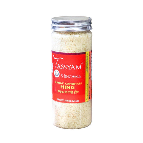 Hingwale Kadak Hing 250g | Compounded Asafoetida