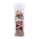 Tassyam Milano Pizza Seasoning 35g | Grinder Bottle, Spice, Gusto Spicerie - Best Indian Teas