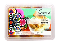 Tassyam Milk Cake 500g Premium Box, , Tassyam - Best Indian Teas