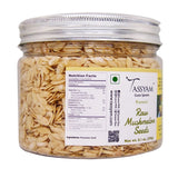 Tassyam Raw Muskmelon Seeds 250g Jar, Dry Fruit, Gusto Spicerie - Best Indian Teas