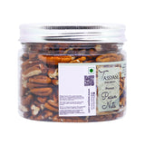 Tassyam Exotic Pecan Nuts 200g | Premium Imported Nuts, Dry Fruit, Tassyam - Best Indian Teas