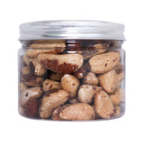 Tassyam Roasted Brazil Nuts 250g Jar | Premium Amazon Nut, Dry Fruit, Tassyam - Best Indian Teas
