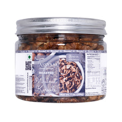 Tassyam Roasted Walnut Halves 200g | Premium Imported Nuts, Dry Fruit, Tassyam - Best Indian Teas