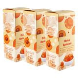 Turkish Dried Apricots - 600g (3x 200g) Boxe | Limited Period Pack, Dry Fruit, Gusto Spicerie - Best Indian Teas