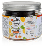 Tropical Fruit Mix - 250g Jar, Dry Fruit, Gusto1940 - Best Indian Teas