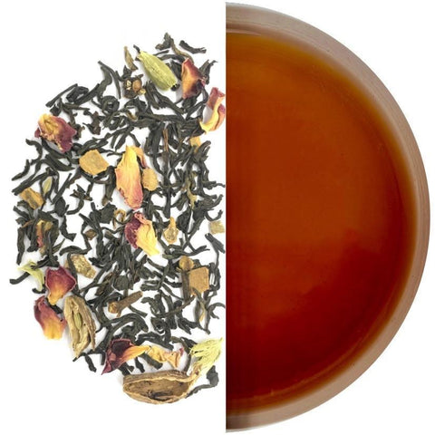 Tassyam Tea Chai Rose - Black Tea Blend - Triple Diwali Pack