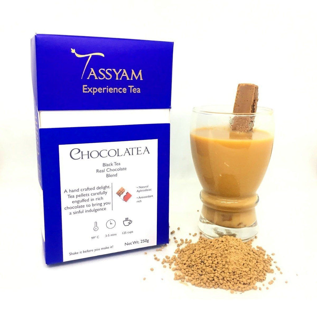 Tassyam Tea ChocolaTea | 250g