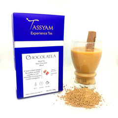 ChocolaTea 750g (3x 250g) | Triple Pack, Tea, Tassyam - Best Indian Teas