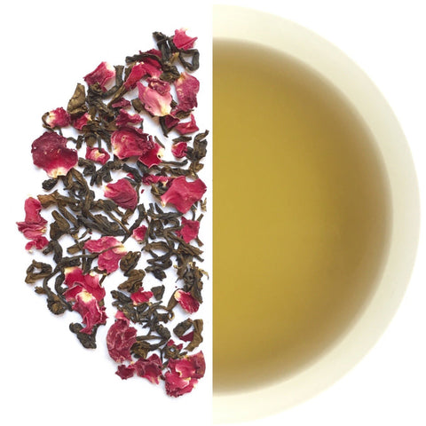 Oolong Rouge - Oolong Tea Blend, Tea, Tassyam - Best Indian Teas
