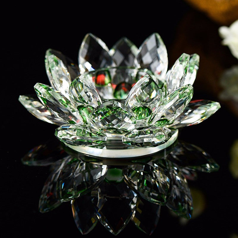 Lotus Flower Crystal