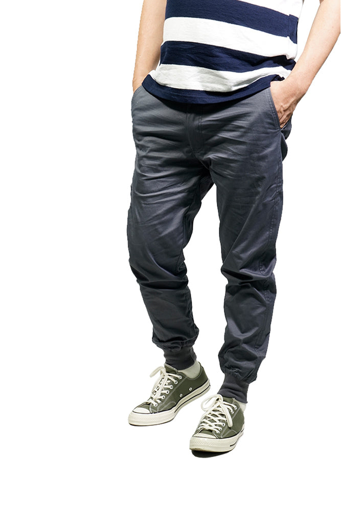 ea1a12a11137 TricycleBlend - Best Summer Jogger Pants With Zipper In Gray