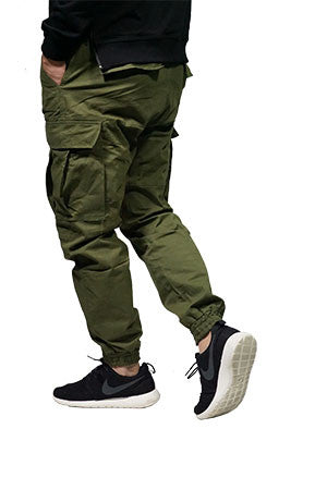4fe929cb003f Best Summer Jogger Pants With Zipper. TricycleBlend. Regular price  299.00  HKD. Cargo Jogger Pants With Stretch In Army Green