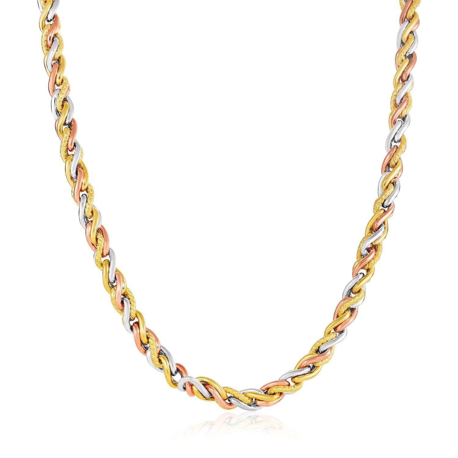 long link new gold necklace arrivals yellow shop rope chains ladies chain sparkle twisted