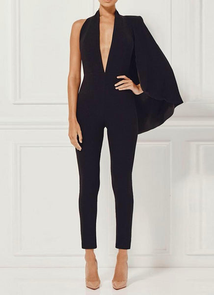 Gina Resolution Jumpsuit - Posh Fashion Girls