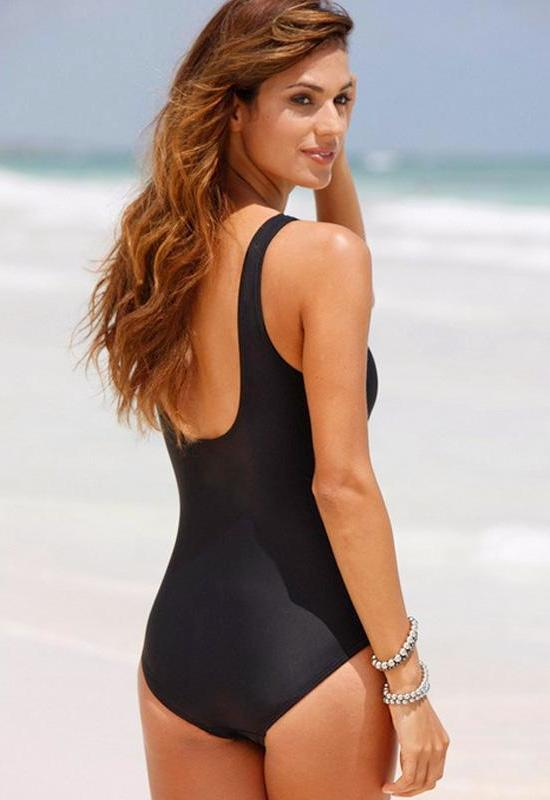 Luxo PFG Bodysuit -Black - Posh Fashion Girls
