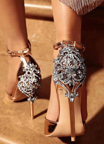J'adore Lux Queen Shoes - Posh Fashion Girls