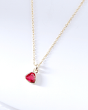 Swarovski Birthstone Necklace - October, , Nakamol, Nakamol - Nakamol Chicago Handcrafted Jewelry