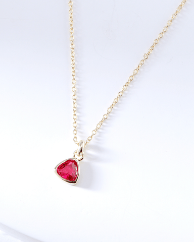 Swarovski Birthstone Necklace - October