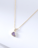 Swarovski Birthstone Necklace - June, , Nakamol, Nakamol - Nakamol Chicago Handcrafted Jewelry