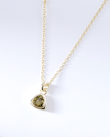 Swarovski Birthstone Necklace - August