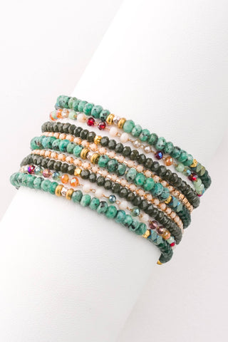 Everly Stone Bracelet - Nakamol