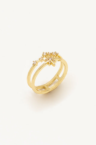 Lulubelle Gold Ring - Nakamol