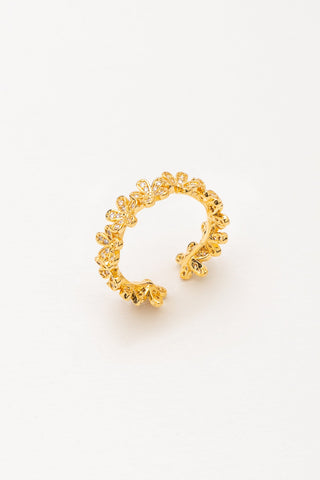 Brielle Gold Ring - Nakamol