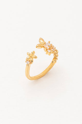 Selena Gold Ring - Nakamol