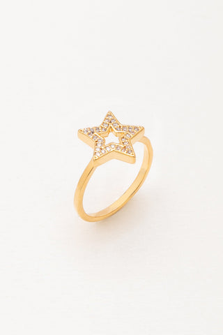 Estelle Gold Ring - Nakamol