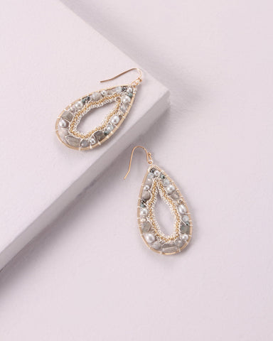 Lexie Earrings - Nakamol