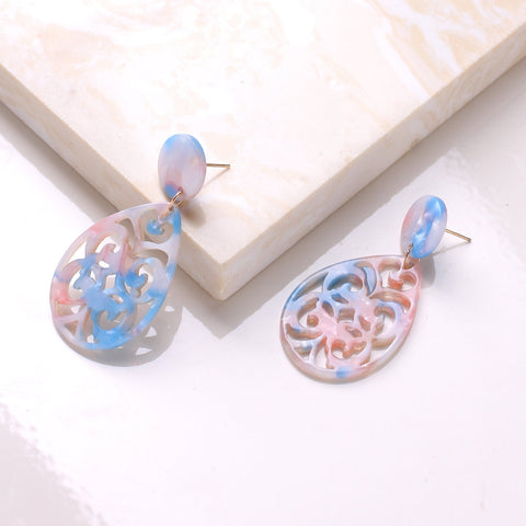 Sachin Earrings, Earrings, Nakamol, Nakamol - Nakamol Chicago Handcrafted Jewelry