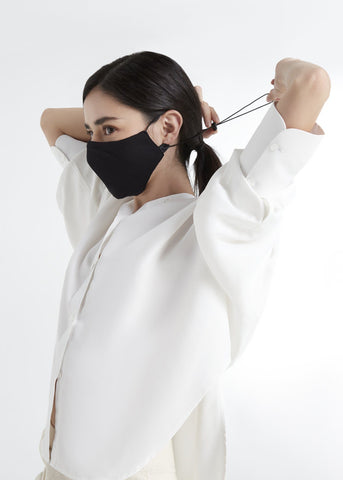 Perma™ Anti Droplet Anti-Bacterial Face Mask, Mask, Nakamol, Nakamol - Nakamol Chicago Handcrafted Jewelry