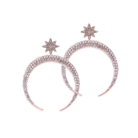 Sasha Star Earrings