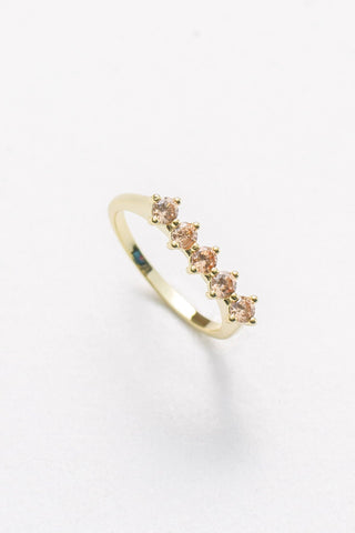 Raz Birthstone Ring - November - Nakamol