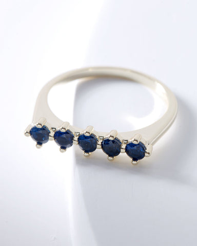 Raz Birthstone Ring - September, Rings, Nakamol, Nakamol - Nakamol Chicago Handcrafted Jewelry