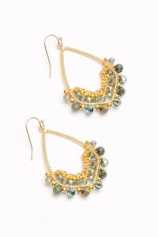 Helga Earrings - Nakamol