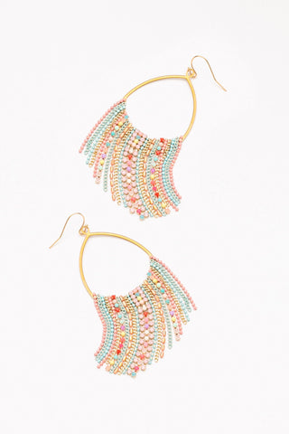 Racquel Earrings - Nakamol