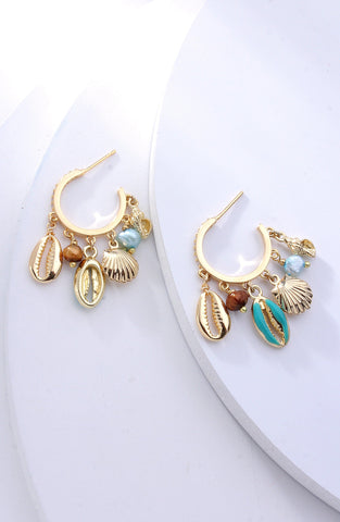 Bella Earrings - Nakamol