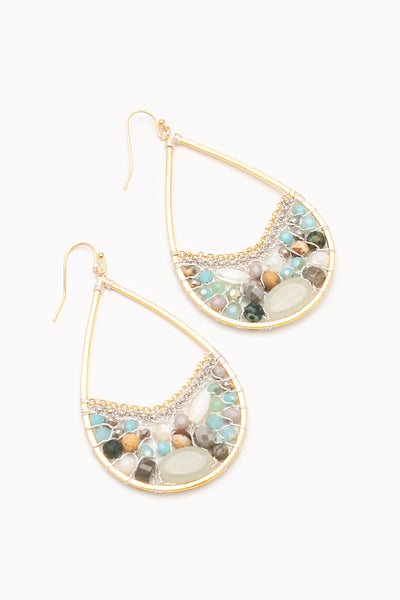 Stella Earrings - Nakamol