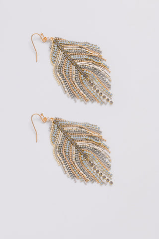 Amaranthus Earrings - Nakamol