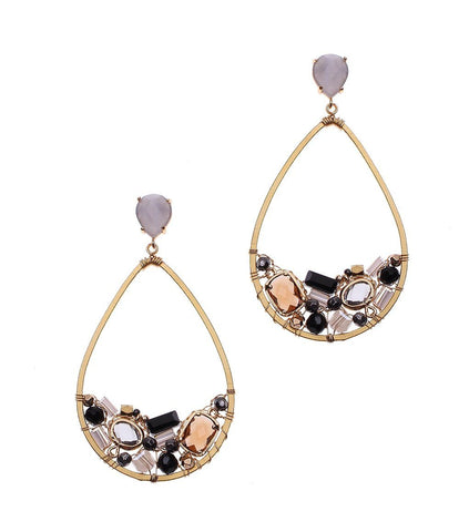 Arshia Earrings - Nakamol