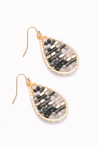 Lucille Earrings - Nakamol