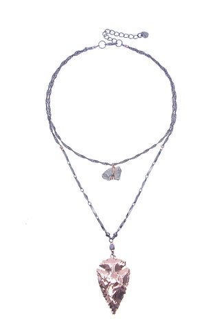 Sabrina Layer Necklace - Nakamol