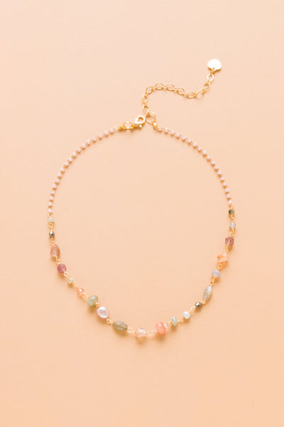 Hansen Nude Mix Necklace