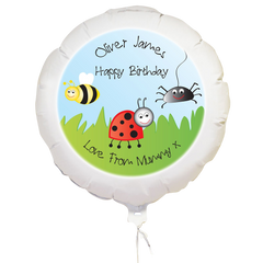 Kids' Birthday Theme Balloons