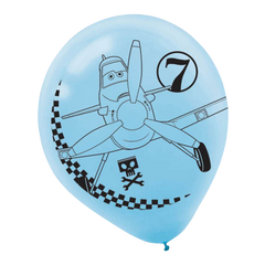 Disney Planes 2 Printed Latex Balloons