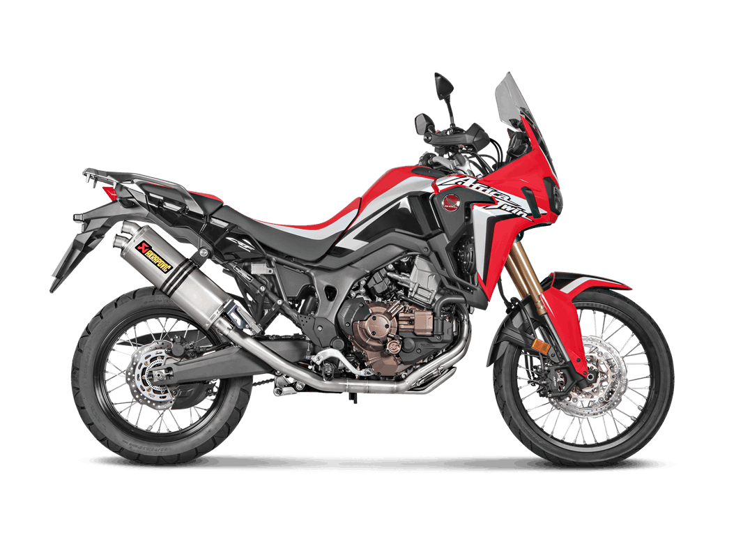 Honda CRF1000L Africa Twin 2016-2019 Optional Header (SS)