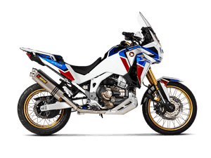 Honda CRF1100L Africa Twin Adventure Sports 2020-2021 Racing Line (Titanium) - for Adventure Sports