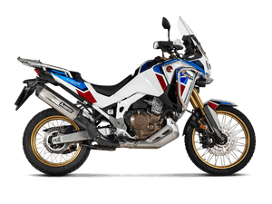 Honda CRF1100L Africa Twin Adventure Sports 2020-2021 Slip-On Line (Titanium)