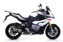 Arrow BMW S1000XR RACE-TECH TITANIUM SLIP-ON WITH CARBON END CAP